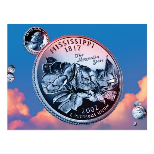 moneda - cielo postales