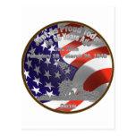 Moneda conmemorativa de Iwo Jima Postal