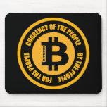 Moneda de la gente de la gente para el Peopl Alfombrillas De Ratón