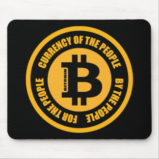 Moneda de la gente de la gente para el Peopl Alfombrilla De Ratón