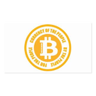 Moneda de la gente de la gente para el Peopl Tarjetas De Visita