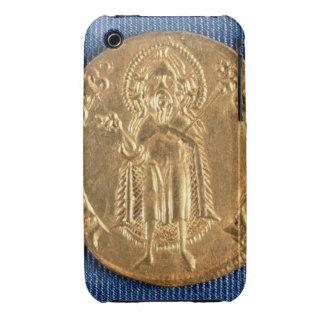 Moneda de oro, con St. John el Bautista, siglo XVI iPhone 3 Cárcasa