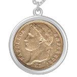 Moneda de oro de Napoleon Empereur Joyerias