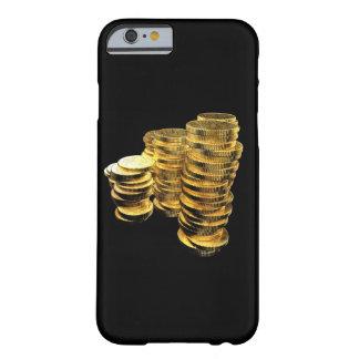 Moneda de oro, tesoro del pirata funda barely there iPhone 6