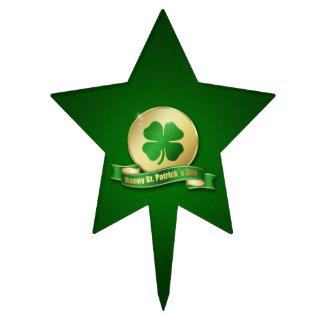 Moneda del día de los ´s de St Patrick - apelmace  Decoración Para Tarta