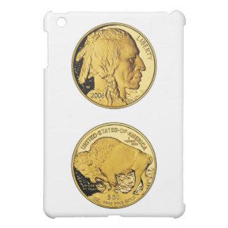 Moneda del lingote de oro de la prueba del búfalo