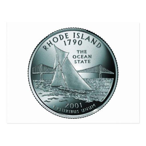 moneda - imagen tarjeta postal