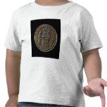 Moneda romana que representa un órgano camisetas