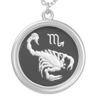 Moneda rusa conmemorativa, zodiaco del escorpión grimpolas