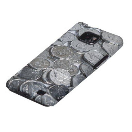 Monedas de plata canadienses samsung galaxy SII fundas