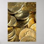 Monedas frecuencia intermedia posters