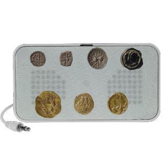 Monedas Gaulish, c.750-0 A.C. Altavoz De Viajar