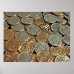 Monedas Impresiones