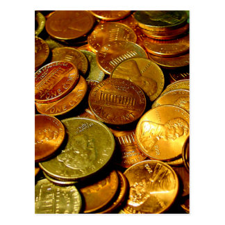 Monedas Postal