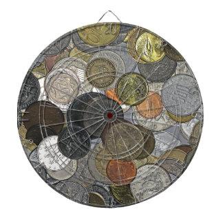 Monedas viejas e internacionales