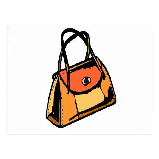 Monedero anaranjado