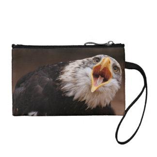 Monedero de griterío de Eagle