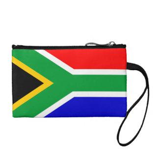Monedero de la bandera de Suráfrica