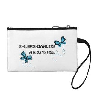 Monedero de la mariposa de la conciencia del EDS