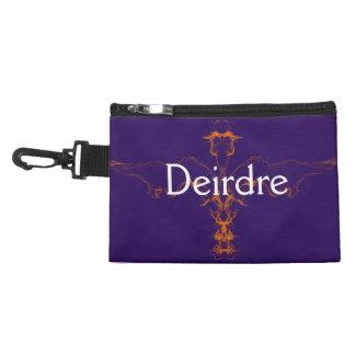 Monedero Deirdre-Púrpura del embrague de Phoenix