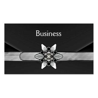 Monedero del embrague de la plata del terciopelo d tarjeta de visita