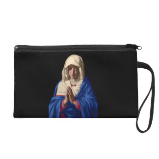 Monedero del embrague del mitón del Virgen María