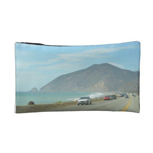 Monedero del viaje por carretera de California