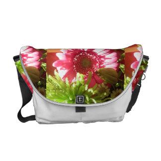 Monedero floral bolsas de mensajería
