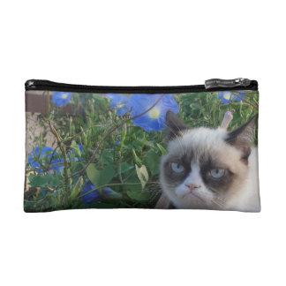 Monedero gruñón del gato (bolso del Baguette)
