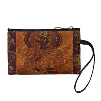 Monedero Meditating de Buda