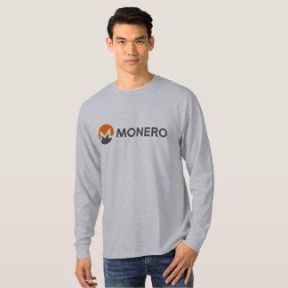 Monero (XMR) Coin Long Sleeve T-shirt