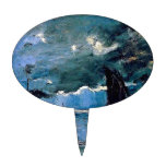 Monet A Seascape Shipping Cake Toppers