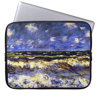 Monet - A Stormy Sea Laptop Sleeve