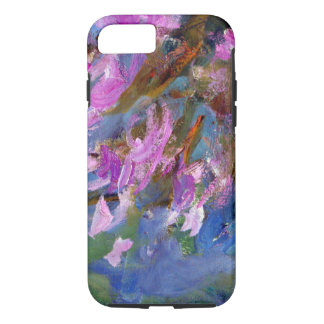 Monet Agapanthus Bed iPhone 7 Case