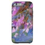 Monet Agapanthus Bed Tough iPhone 6 Case