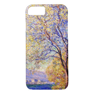 Monet: Antibes Seen from the Salis Gardens iPhone 7 Case