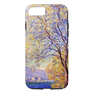 Monet: Antibes Seen from the Salis Gardens iPhone 8/7 Case