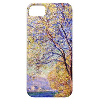 Monet: Antibes Seen from the Salis Gardens iPhone SE/5/5s Case