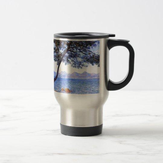 Monet Antibes Travel Mug
