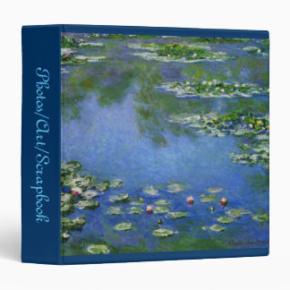 Monet Art Binder