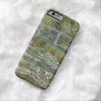 Monet Art Bridge over a Pond of Water Lilies Barely There iPhone 6 Case