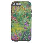 Monet - Artist's Garden at Giverny Tough iPhone 6 Case