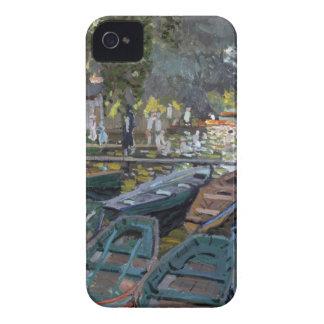 Monet Bathers at La Grenouillère Case-Mate iPhone 4 Case