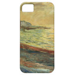 Monet Beach At Pourville iPhone 5 Covers