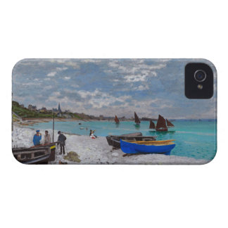 Monet Beach at St Adresse Blackberry Bold Cover