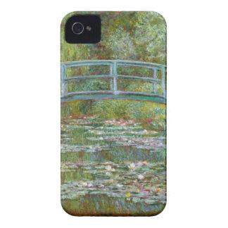 Monet Bridge Over Pond iPhone 4 Case-Mate Case
