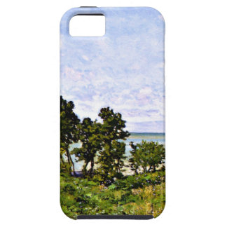 Monet - By the Sea iPhone SE/5/5s Case
