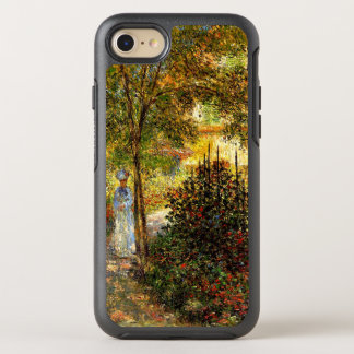 Monet - Camille Monet in the Garden OtterBox Symmetry iPhone 7 Case
