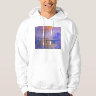 Monet Charing Cross Bridge Hoodie