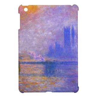 Monet Charing Cross Bridge iPad Mini Case